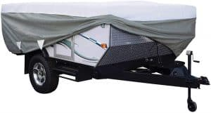 Classic Accessories Deluxe Pop-Up Mobile Home protective wrapper 80-039-153106-00