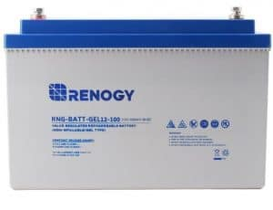 Renogy 12V Rechargeable Deep Cycle Pure Gel Battery