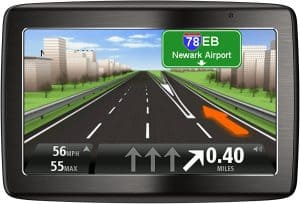 17. TomTom VIA 1535TM With Voice Recognition