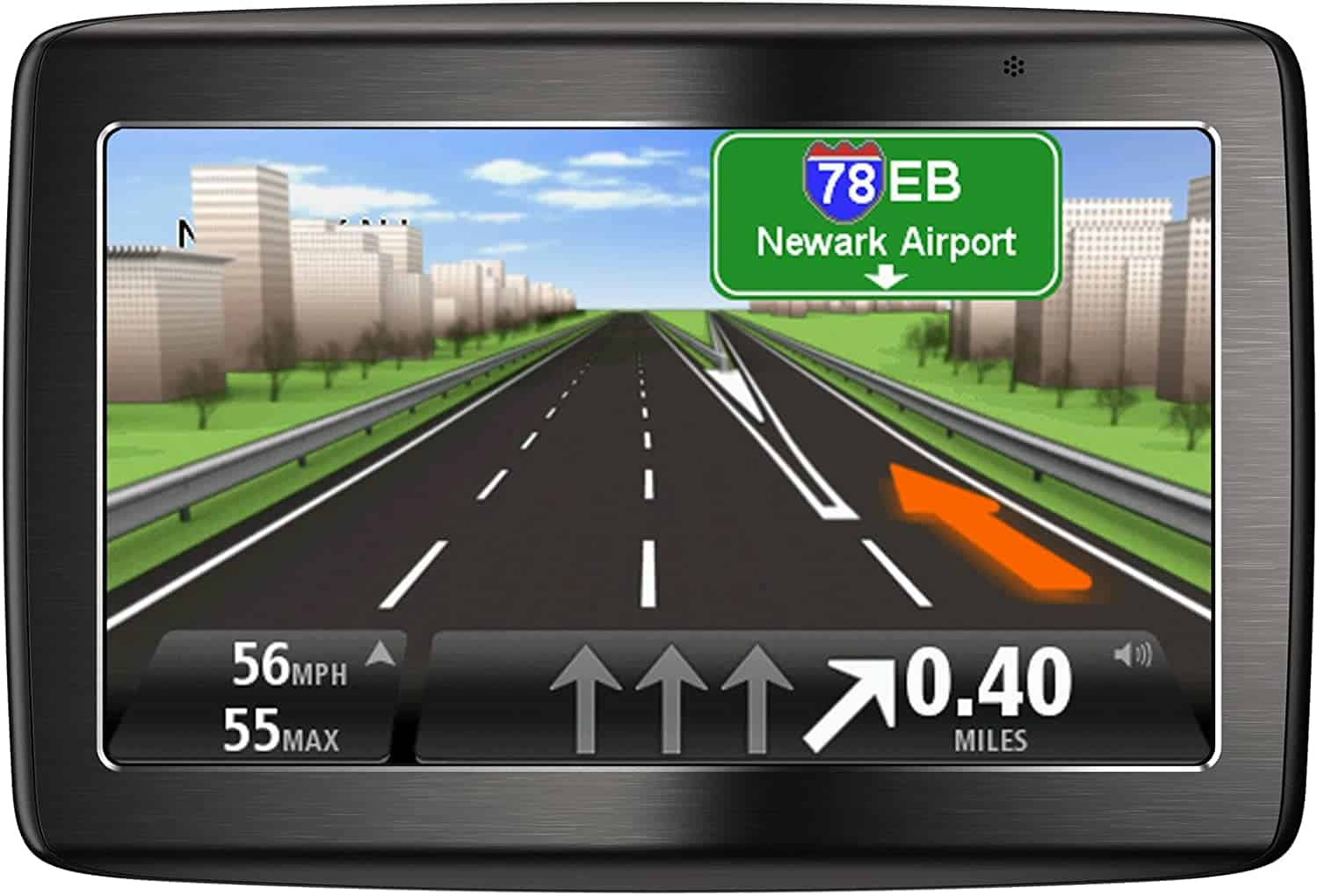 TomTom VIA 1535TM Bluetooth GPS Navigator With Voice Recognition