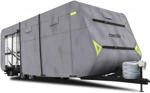 Cooltop Travel Trailer 300D RV Cover