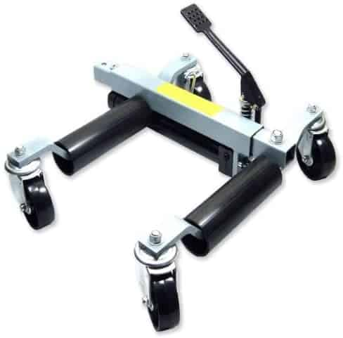 FindingKing Portable Pneumatic Tow Dollies