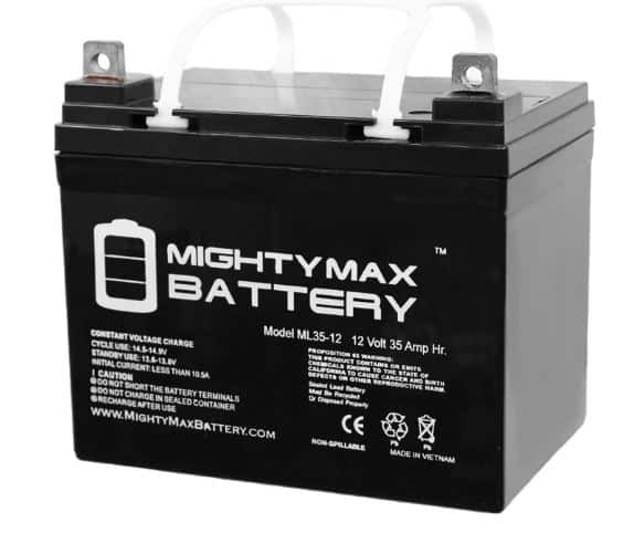 Mighty Max Deep Cycle Rechargeable Battery