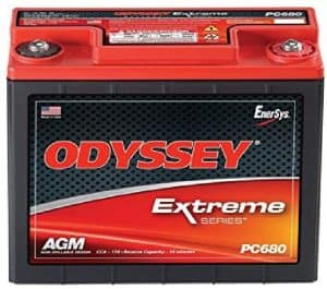 Odyssey PC680 RV Battery