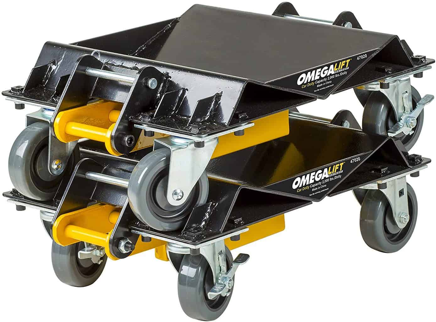 Omega 47020 HD 3 in 1 RV Towing Set