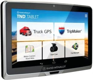 Rand McNally TND 70 GPS