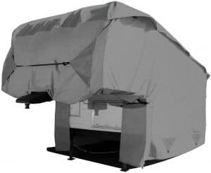 Arch Motoring Five Layers 5th Wheel Cover