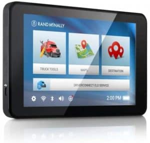 Rand McNally TND 740 IntelliRoute GPS