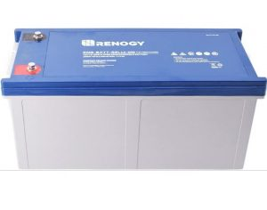 Renogy Rechargeable Deep Cycle Pure Gel Battery