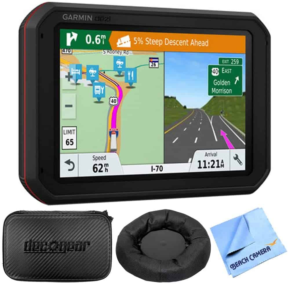 Garmin RV dezlCam 785
