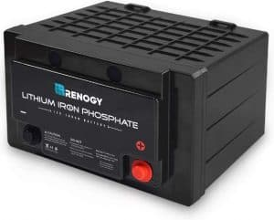 Renogy Lithium-Iron Phosphate Battery