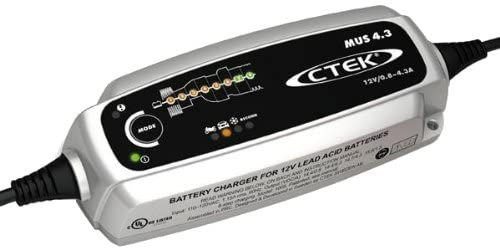 3. CTEK Fully Automatic Charger