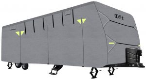 OOFIT Mobile Home protective wrapper Item Trailer