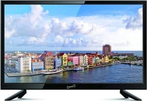 4. SuperSonic 1080p TV Widescreen HDTV