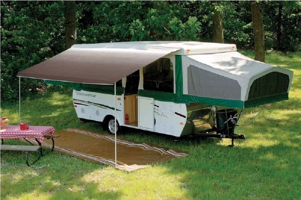 Dometic Camping Trailer Awning