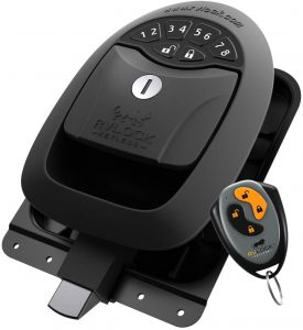 5. RVLock Keyless Latch for Baggage Compartment