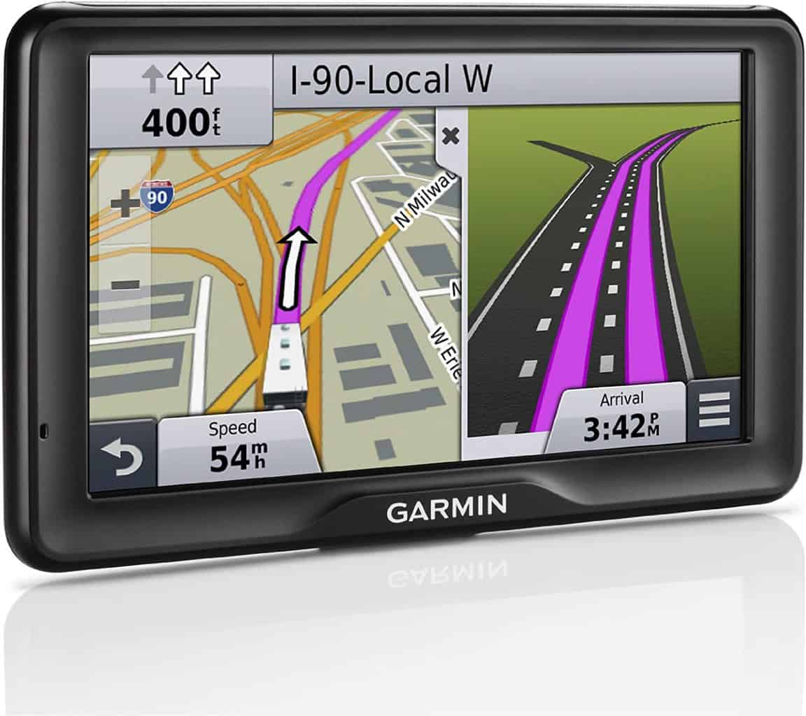 Garmin 760 with Backup Camera