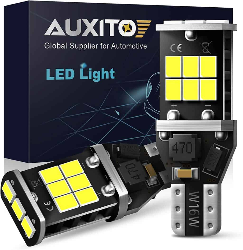 AUXITO 921 912 LED Backup Replacement Bulb