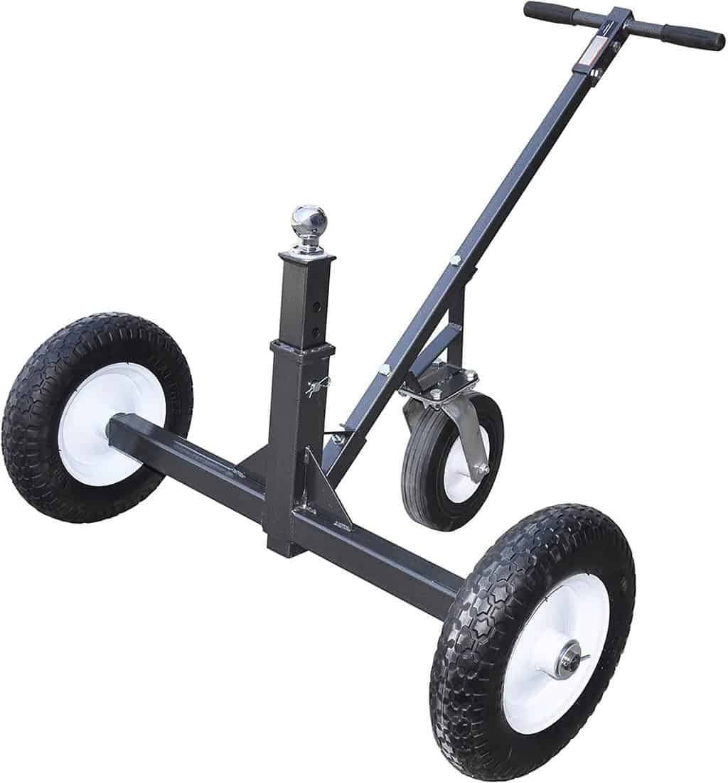 HD Dolly Adjustable Trailer Moves