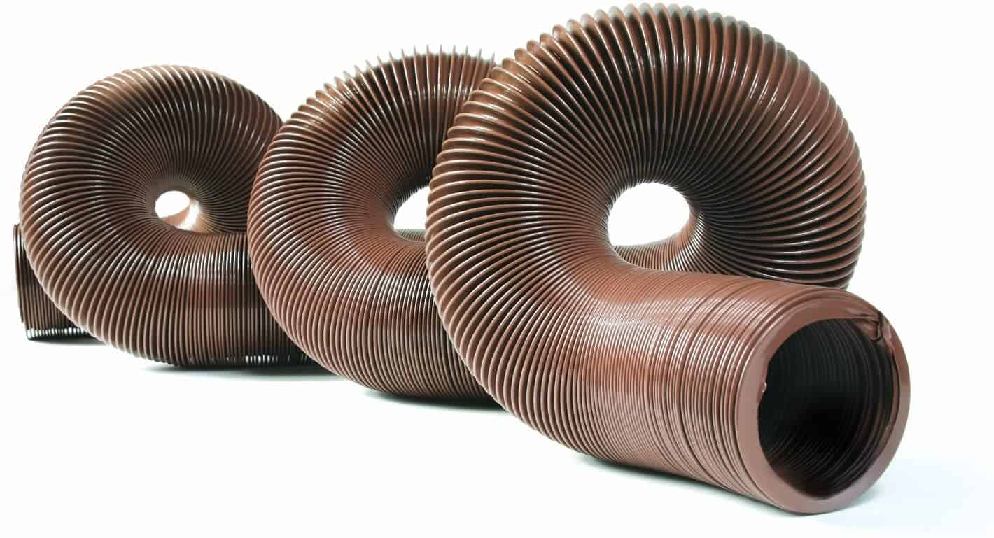 Camco 39631 RV HTS 20' Heavy-Duty Sewer Hose