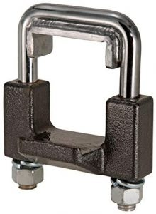 Trimax THC200 Silver Anti-Rattle Clamp