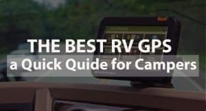 The Best RV GPS