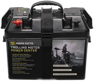 16. MinnKota Trolling Motor Power Center