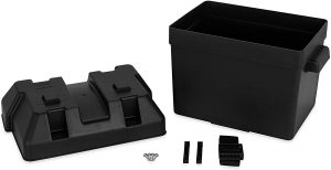 18. Camco Heavy Duty 55362 Battery Box