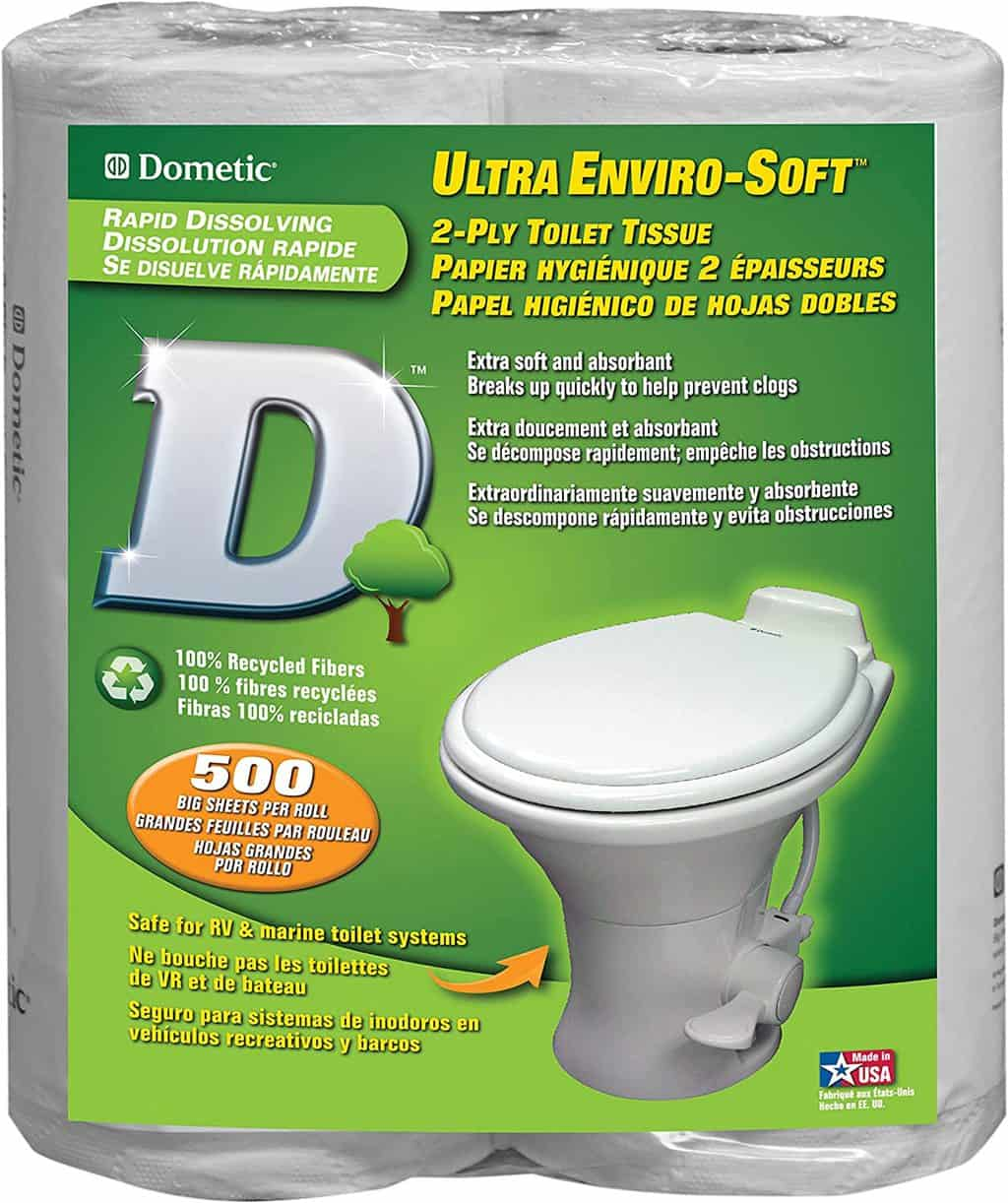 Dometic 379441206 2-Ply Toilet Tissue