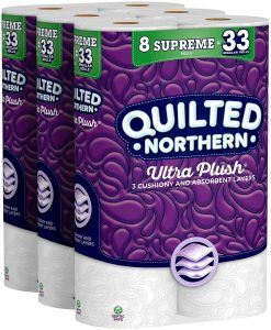 19. Quilted Northern Ultra Plush Toilet Paper