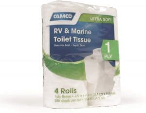 4. Camco 40275 RV Toilet Tissue