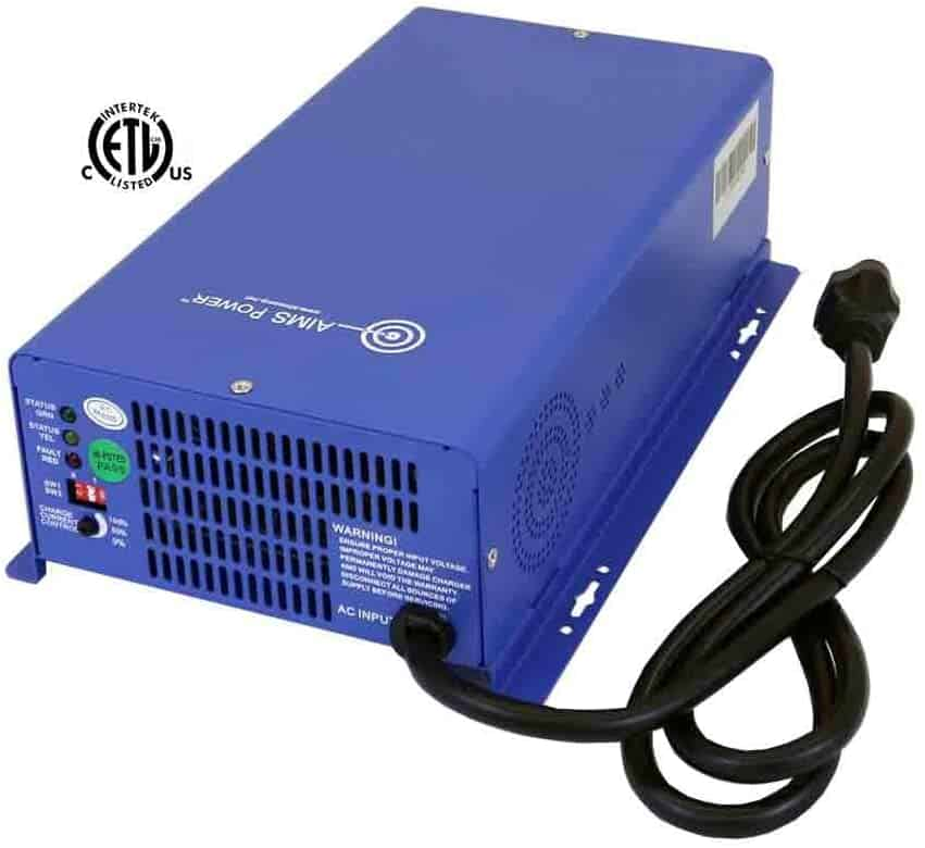 IMS Power CON120AC1224DC Converter Charger