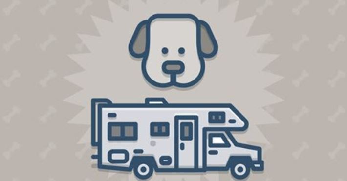 Recreational Vehicle Checklist if you have Pets