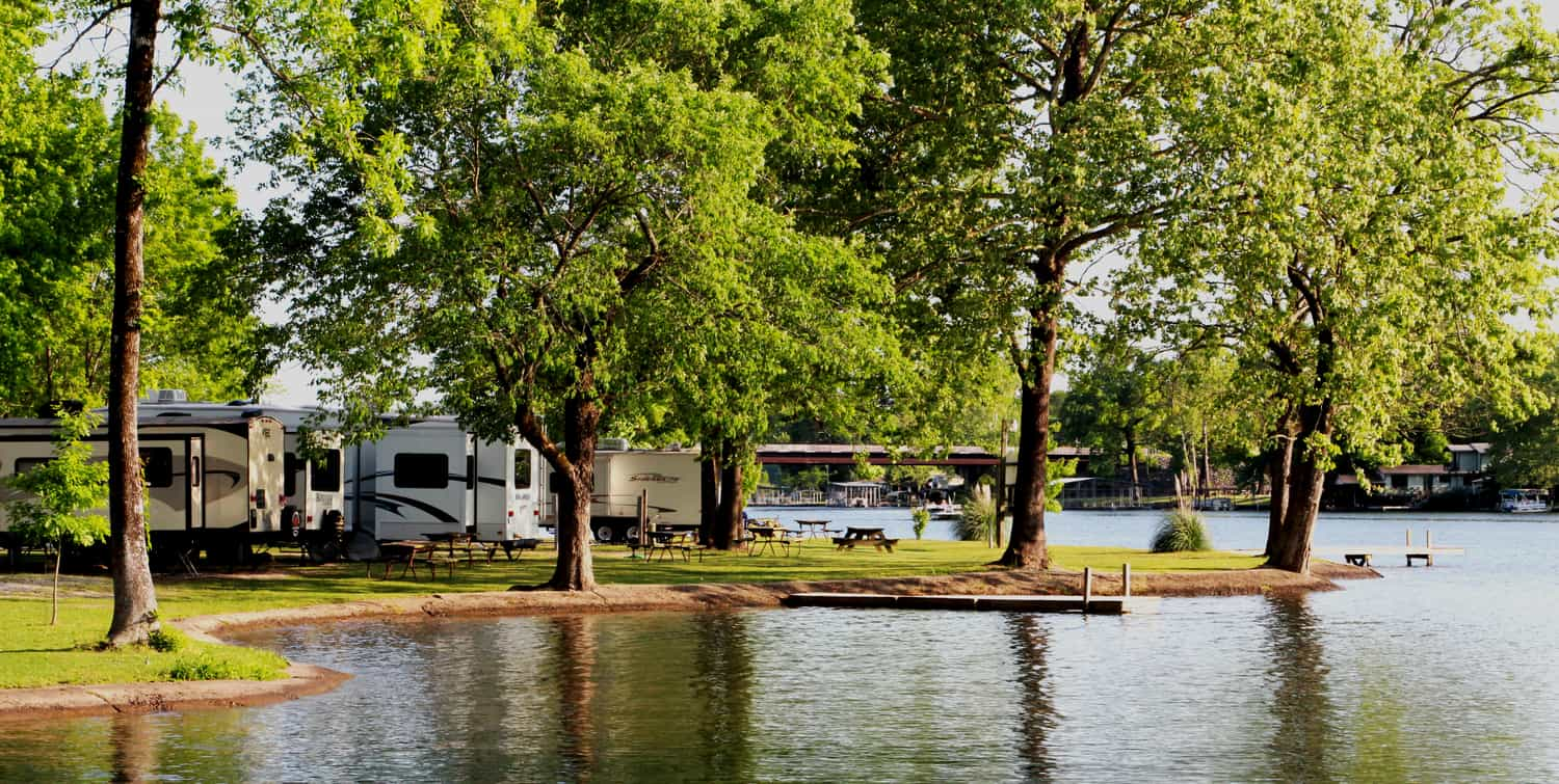 10 Latest and Highly Recommended Campgrounds and RV Parks in Arkansas