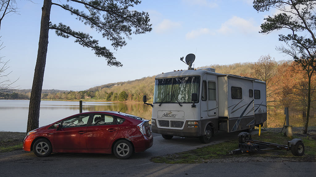 Hickory Creek Campground