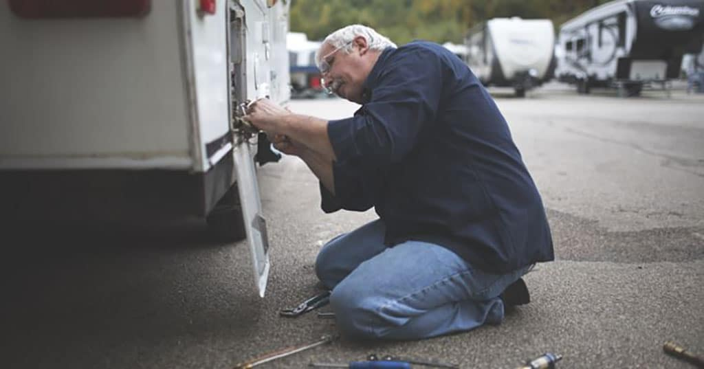 Inspecting Your RV