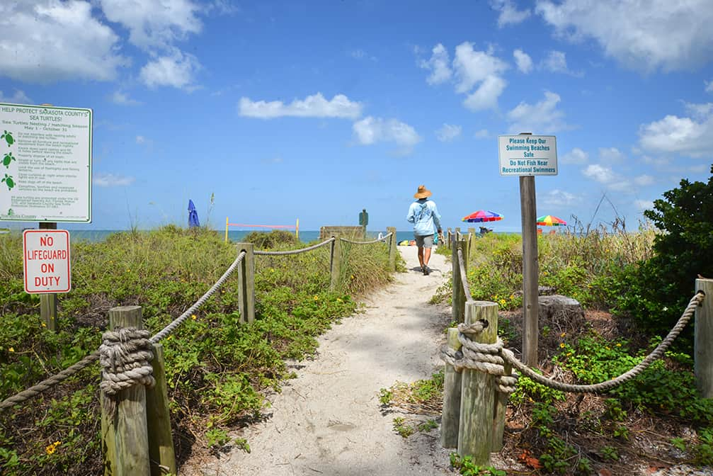 Turtle Beach Campgrounds State Parks