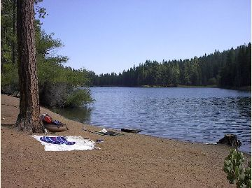 Mendocino National Forest Dispersed Camping