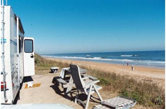 Flagler-by-the-Sea Campgrounds State Parks