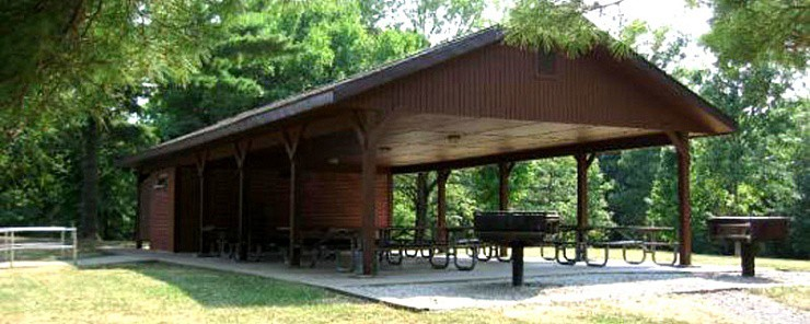 McNair Group Campground
