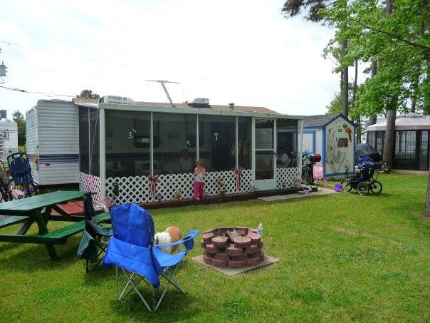 Treasure Beach RV Parks and Campground