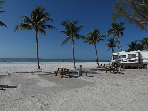 Red Coconut State Park