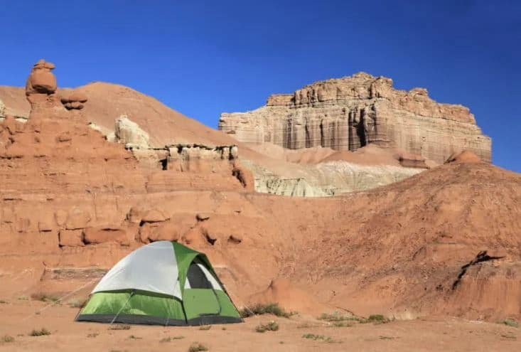 Campsite history and Interesting Facts