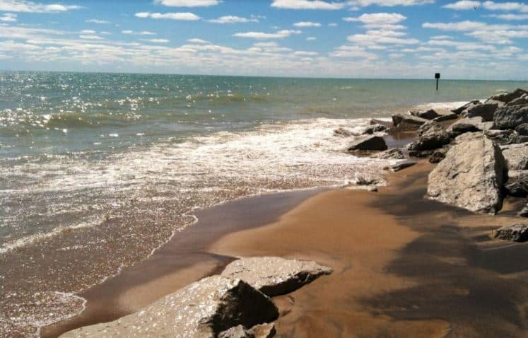 Visiting the Illinois Beach State Park