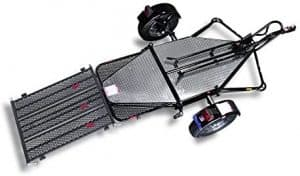 1. Kendon Stand-Up Single Ride-Up SRL Motorcycle Trailer