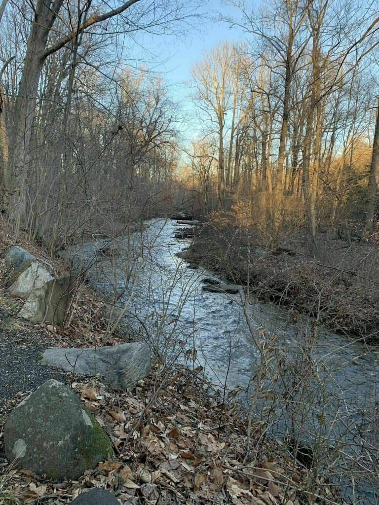 POCANTICO RIVER TO DOUGLAS HILL LOOP