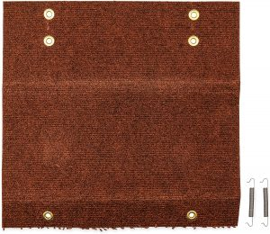 Camco WrapAround Step Rug
