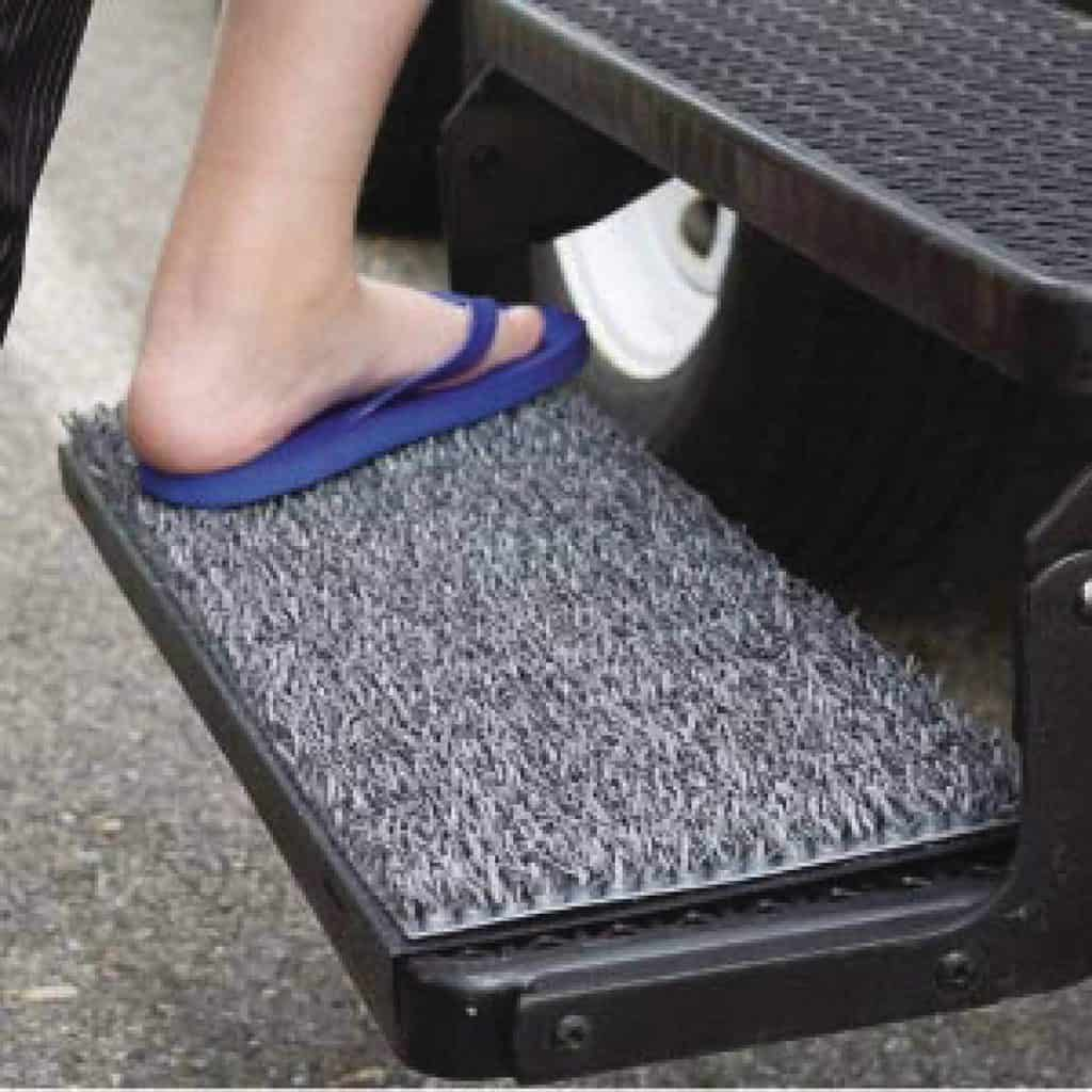 Safety Steps' SA08-00 Sand Away Steps Rug