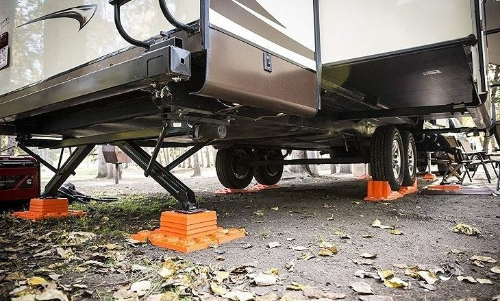 lifting your rv