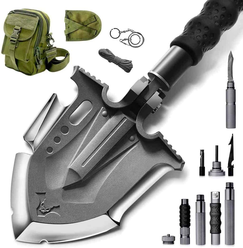 Annihilate Entrenching Tactical Tool For Survival & Camping By Zune Lotoo